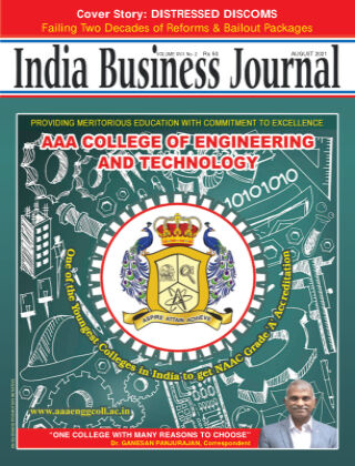 Indian Business Journal Aug 2021