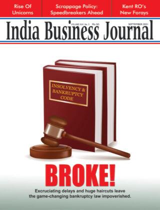 Indian Business Journal Sept 2021