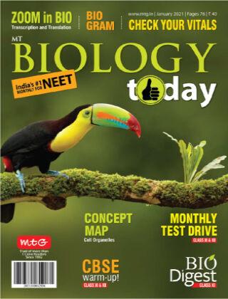 Biology Today Jan 2021