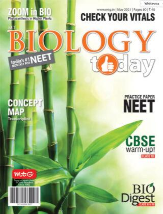 Biology Today May 2021