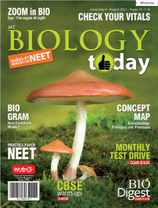Biology Today Aug 2021