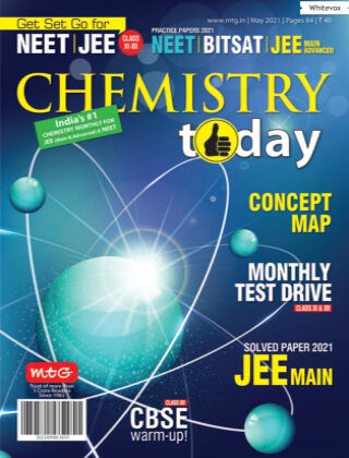 Chemistry Today May 2021