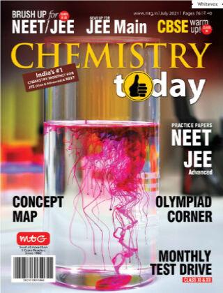Chemistry Today July 2021