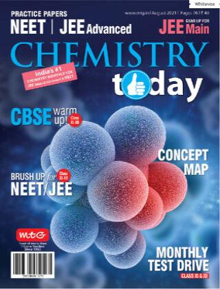 Chemistry Today Aug 2021