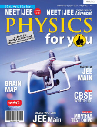 Physics For You Apr 2021