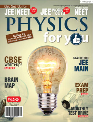 Physics For You Mar 2021