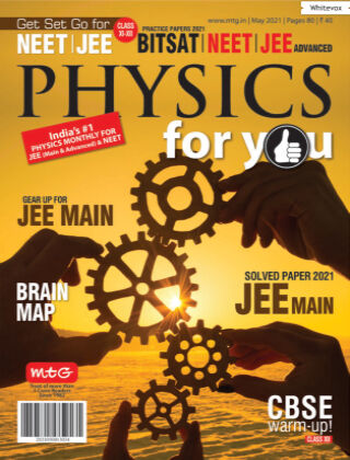 Physics For You May 2021
