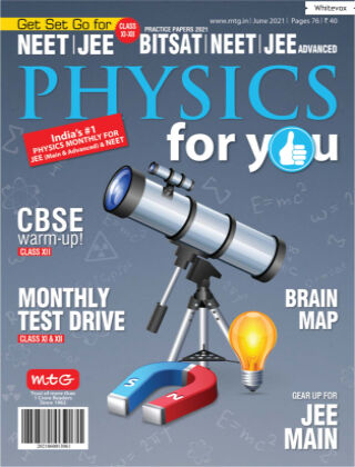 Physics For You June 2021