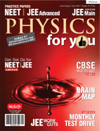 Physics For You July 2021