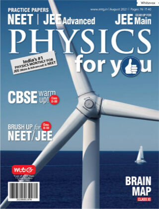 Physics For You Aug 2021