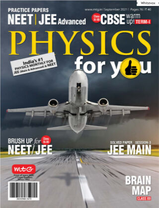 Physics For You Sep 2021