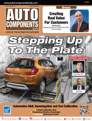 Auto Components India Jan 2021