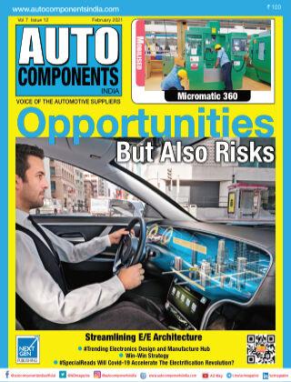 Auto Components India Feb 2021