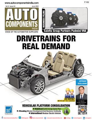 Auto Components India June 2021