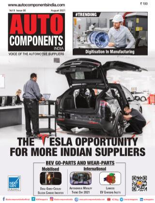 Auto Components India Aug 2021