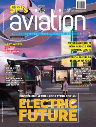 SP's Aviation July 2021
