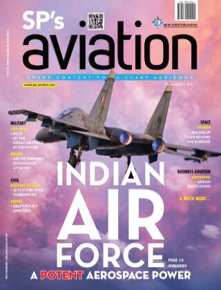 SP's Aviation Aug 2021