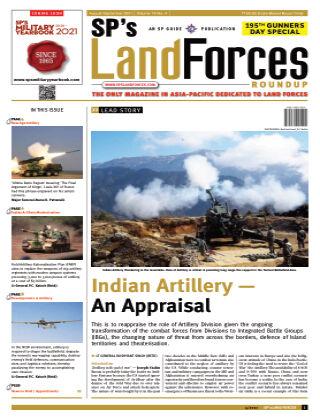 SP's LandForces Oct 2021