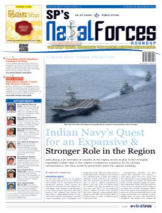 SP's NavalForces July 2021