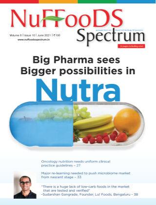 Nuffoods Spectrum June 2021