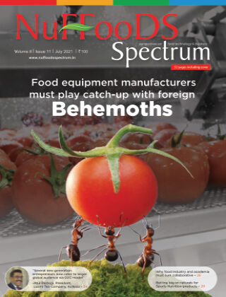 Nuffoods Spectrum July 2021