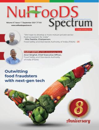 Nuffoods Spectrum Sep 2021