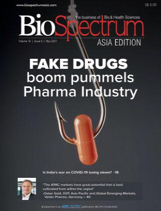 BioSpectrum Asia May 2021