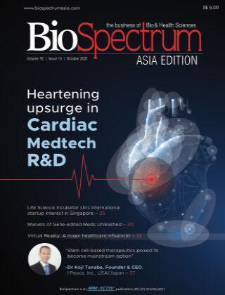 BioSpectrum Asia Oct 2021