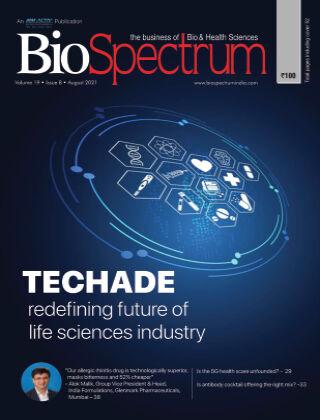 Bio Spectrum Aug 2021