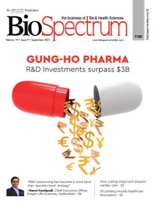 Bio Spectrum Sep 2021