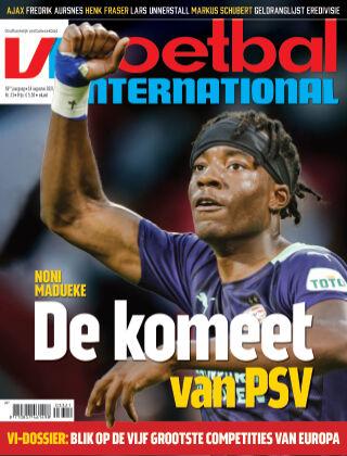 Voetbal International VI 33