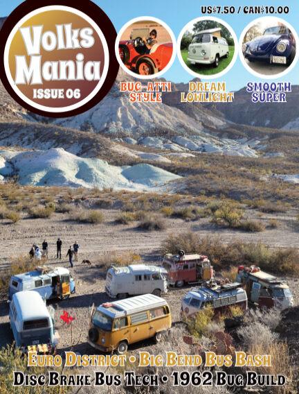 VolksMania March 31, 2021 13:00