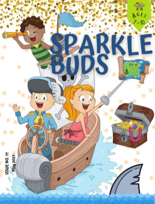 Sparkle Buds Kids Magazine (Ages 7-10) May 2021