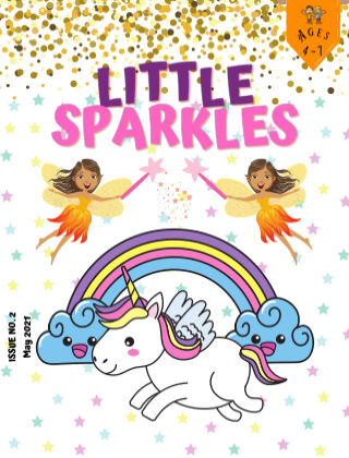 Little Sparkles Kids Magazine (Ages 4-7) May 2021