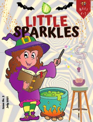 Little Sparkles Kids Magazine (Ages 4-7) July 2021