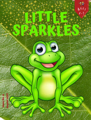 Little Sparkles Kids Magazine (Ages 4-7) August 2021