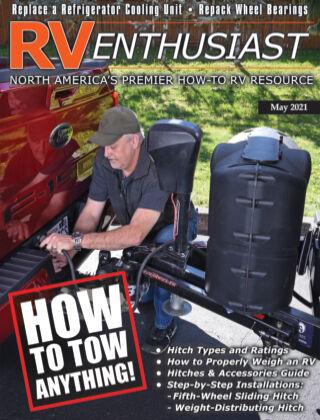 RV Enthusiast Magazine May 2021