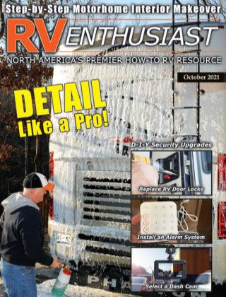 RV Enthusiast Magazine October 2021