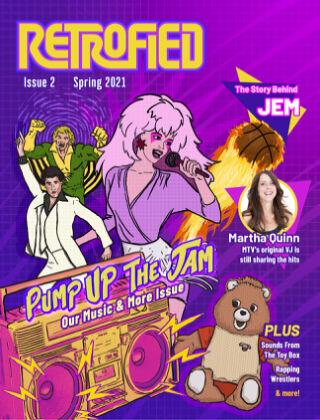 Retrofied Magazine 2