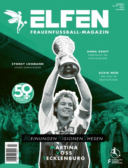 ELFEN – Das Frauenfußball-Magazin December 18, 2020 00:00