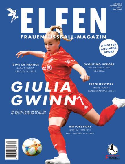 ELFEN – Das Frauenfußball-Magazin September 04, 2020 00:00