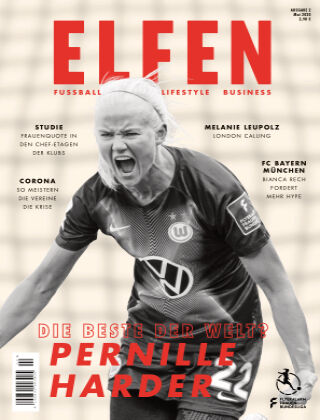 ELFEN – Das Frauenfußball-Magazin 02/2020