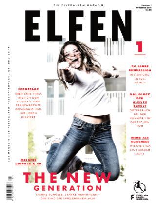 ELFEN – Das Frauenfußball-Magazin 01/2019