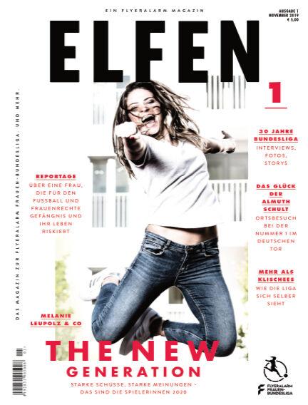 ELFEN – Das Frauenfußball-Magazin November 18, 2019 00:00