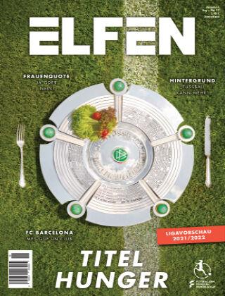 ELFEN – Das Frauenfußball-Magazin 06/2021