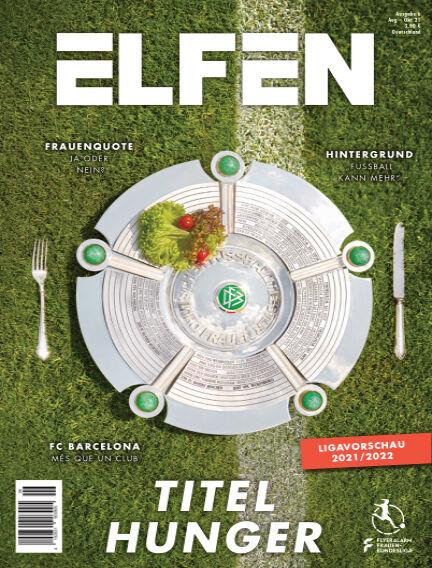 ELFEN – Das Frauenfußball-Magazin