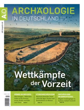 Archäologie in Deutschland 03/2021