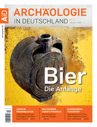Archäologie in Deutschland 01/2021
