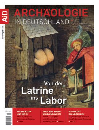 Archäologie in Deutschland 04/2021