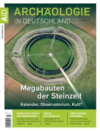 Archäologie in Deutschland 05/2021